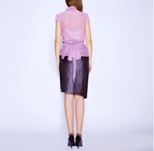 Draped skirt small - 3