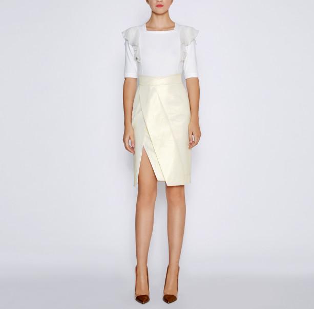 High cotton skirt - 5