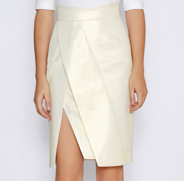 High cotton skirt - 2