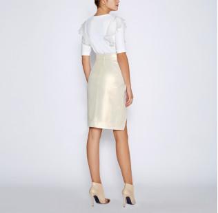 High cotton skirt small - 3