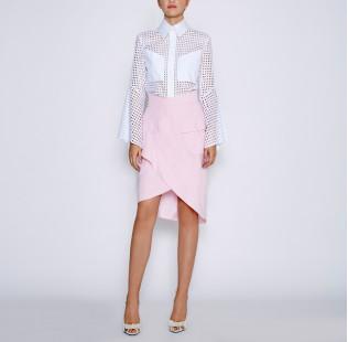 Wrap skirt  small - 6