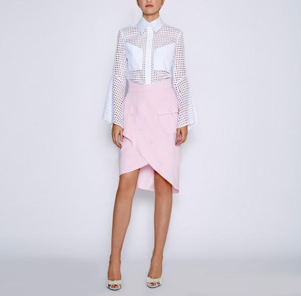 Wrap skirt  - 6
