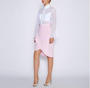 Wrap skirt  small - 5