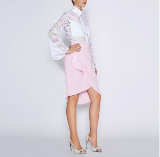 Wrap skirt  small - 4